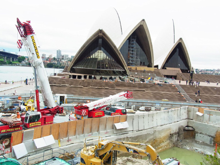 Construction Surveys Sydney | Construction Surveyor Sydney